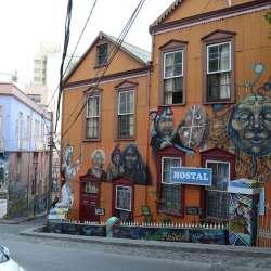Jour 16 : Transfert Chiloé -> Valparaiso